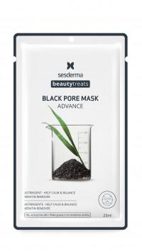 Маска очищающая для лица Black pore mask
