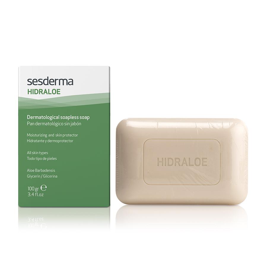 HIDRALOE мыло твердое дерматологическое